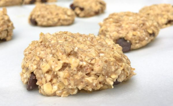 healthy oatmeal cookies, healthy homemade cookies, healthy cookie recipe, weight loss, healthy cookbook, clean eating, non-processed food, HIIT workouts, at-home workout, quick and easy recipe, healthy recipe, food guides