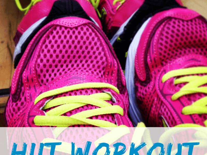 Get FIT with this HIIT Routine