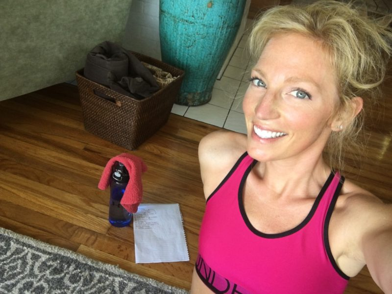 Pre-Holiday 12-Minute FfL Workout