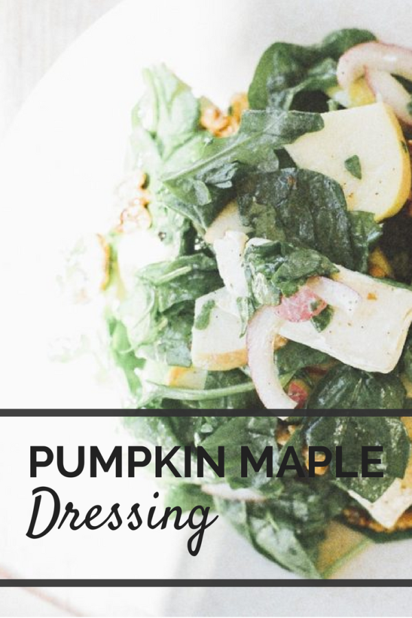 crisp fall salad, healthy meals, delicious salads, full for life, salad, pumpkin maple dressing, fall salad, workouts for busy women, salad recipes, fullforlife