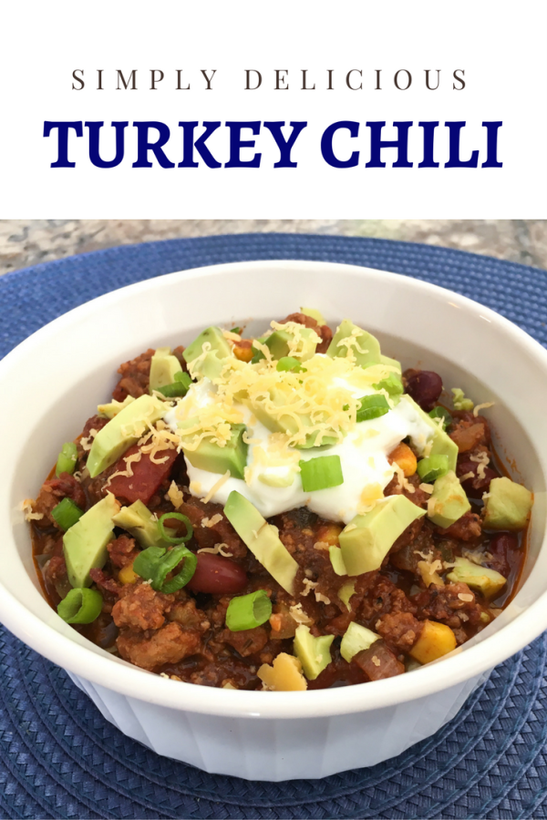 turkey chili, full for life, healthy chili, crock pot meals, comfort dish recipes, healthy recipes, fullforlife