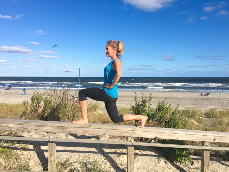 Tuesday's 5-minutes of Fitness