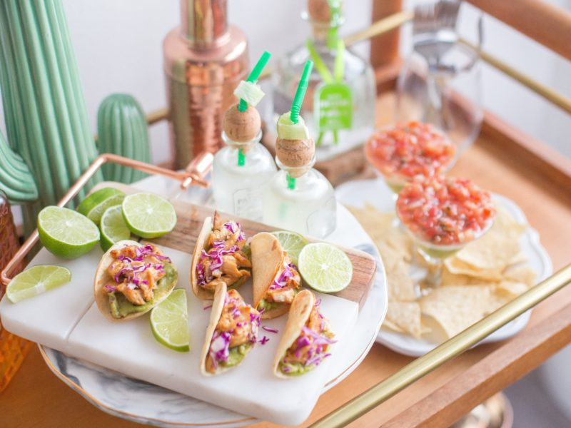 How to Turn a Typical Meal into a Taco-Inspired Fiesta! (Family-Style)