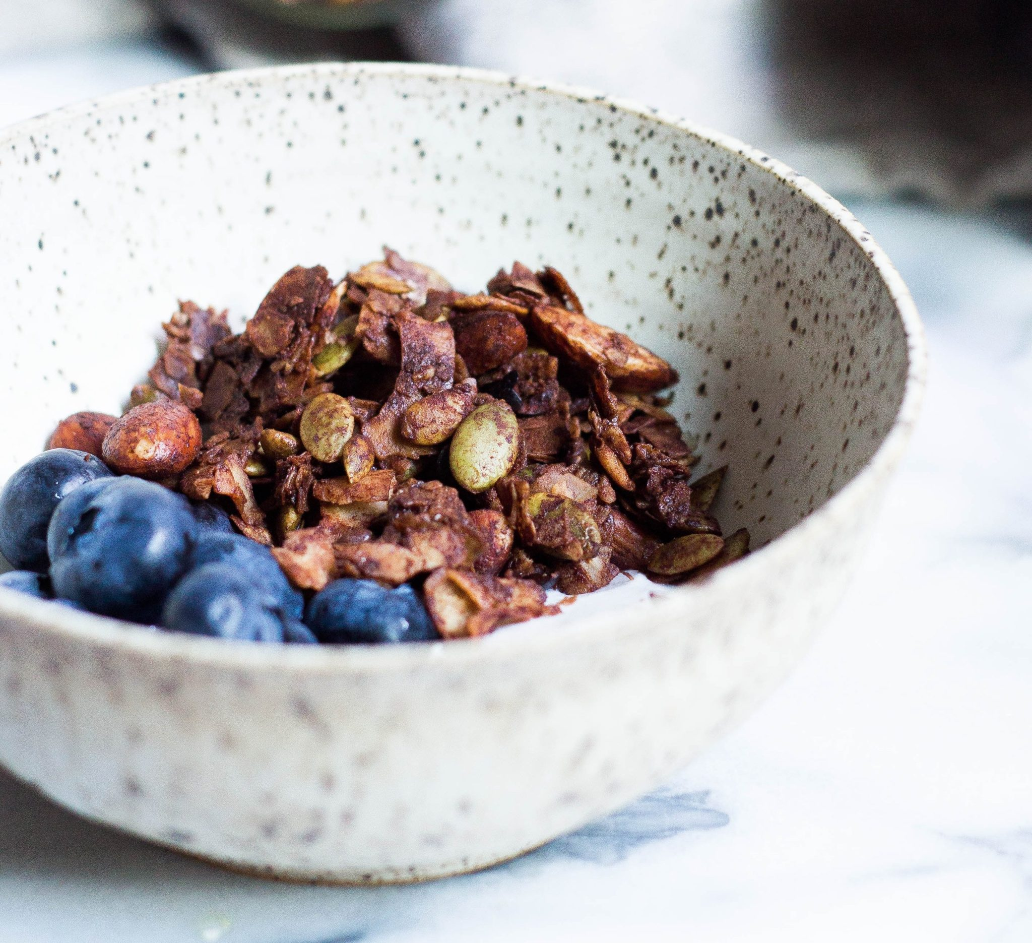 Chocolate Lover's Granola