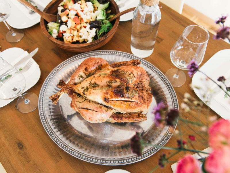 How to Have A Stress-Free Real Food Thanksgiving (With All the Fixings)