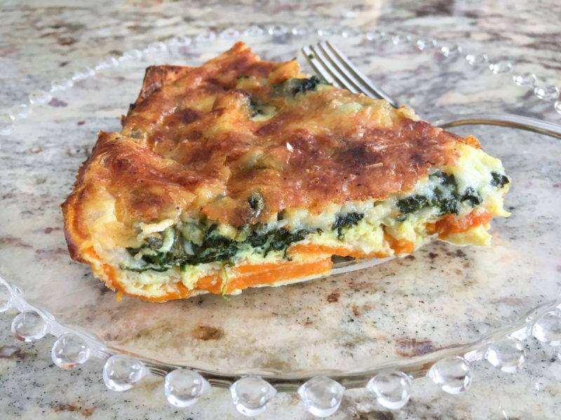 How to Rethink the Way You Look at Recipes (+ our favorite quiche)