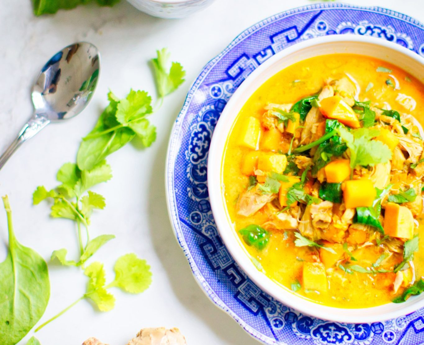 Turkey and Sweet Potato Stew