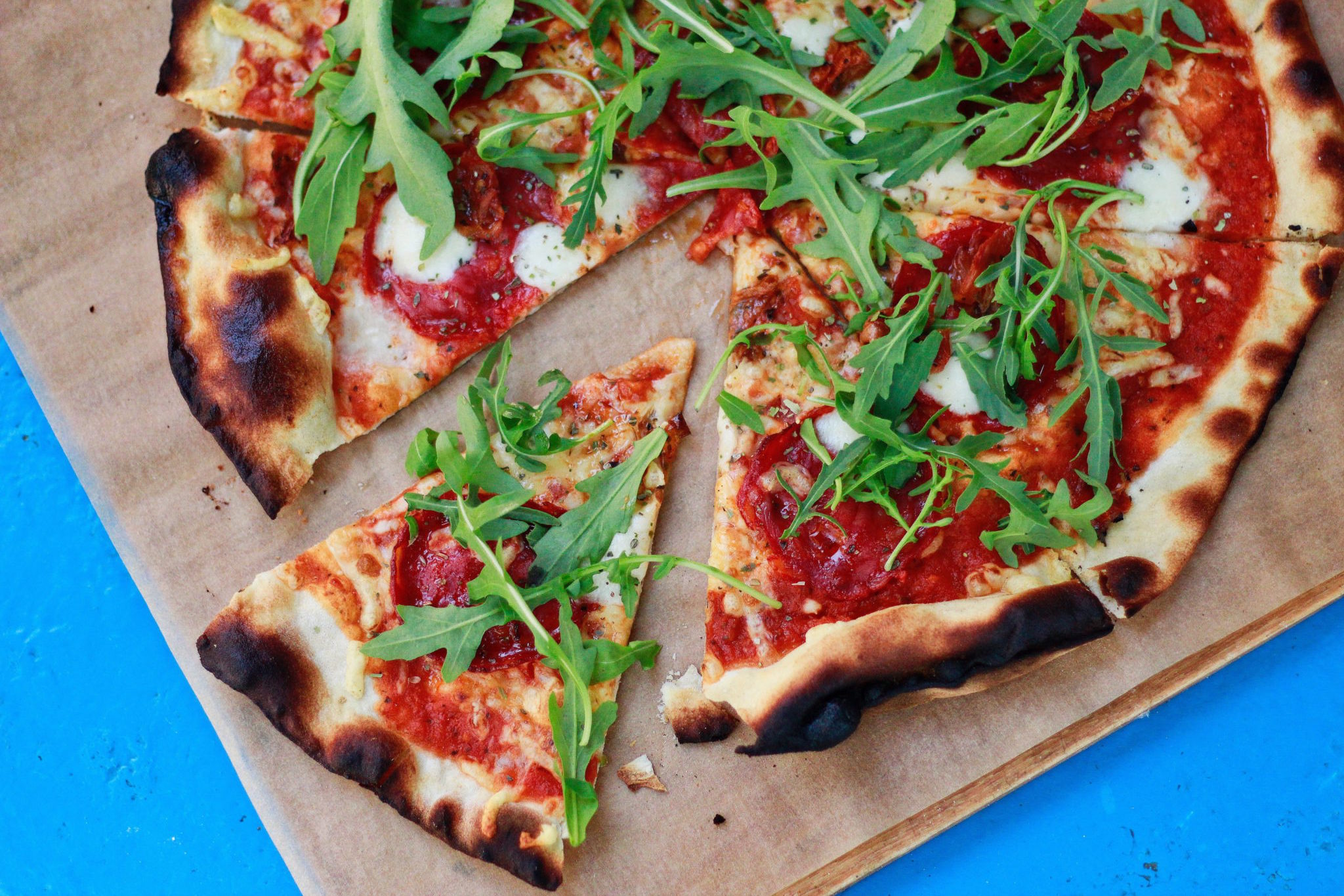 4 Guilt-Free Ways to Enjoy Your Pizza