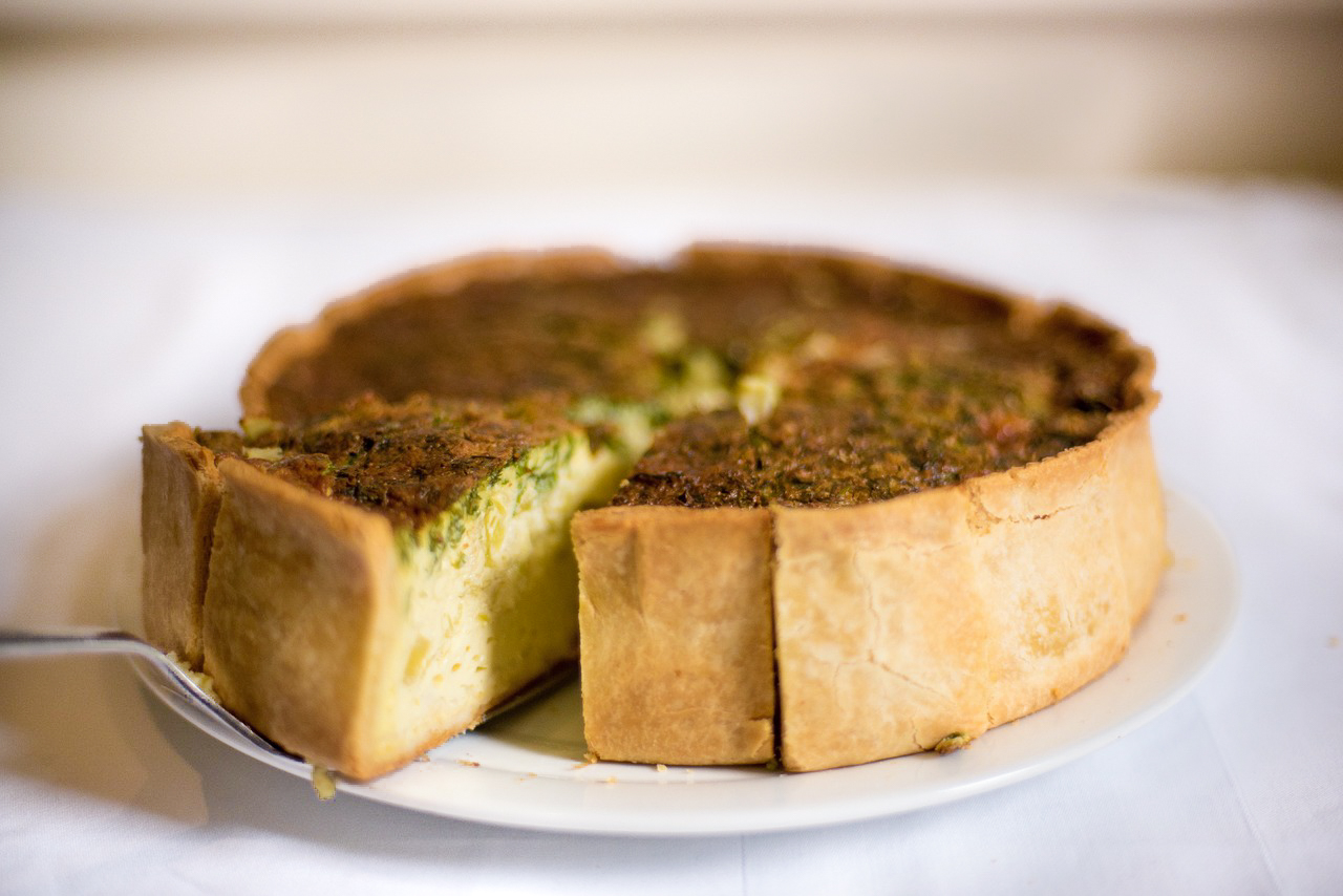 How to Make the Perfect Quiche (using any filling of your choice)