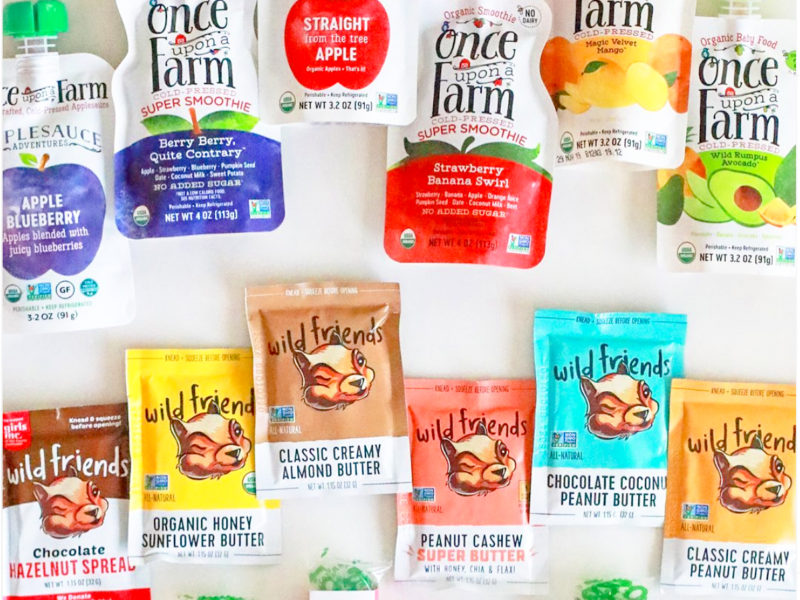 Easy to Pack Real Food Snacks We Keep in Our Car, Purse and Gym Bag