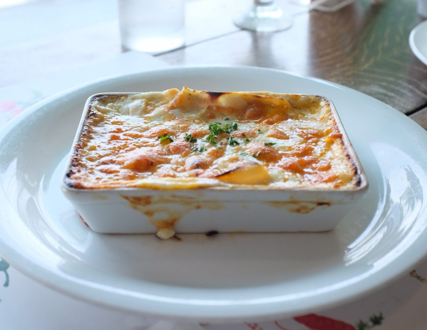 Easy Peasy Classic Lasagna (Healthy + Make Ahead)