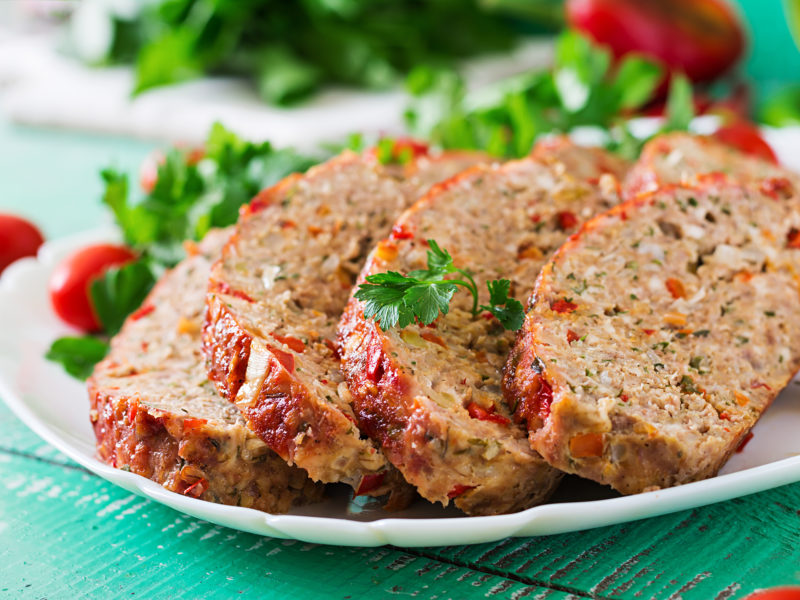 Easy Homemade Meatloaf (+ Fun Ways to Re-invent Your Leftovers)
